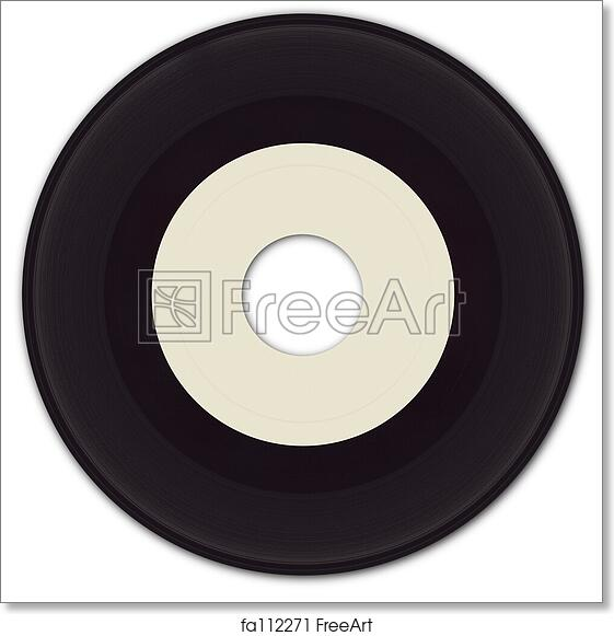 picture relating to Printable Vinyl Record Labels known as Cost-free artwork print of 45rpm Vinyl Background