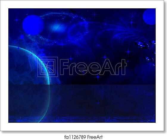Free art print of Space Odyssey