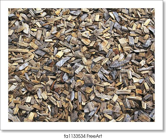 Free art print of Background of Landscaping Wood Chips - Free Art Print Of Background Of Landscaping Wood Chips FreeArt