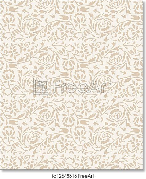 Free Art Print Of Wedding Invitation Card Background Freeart