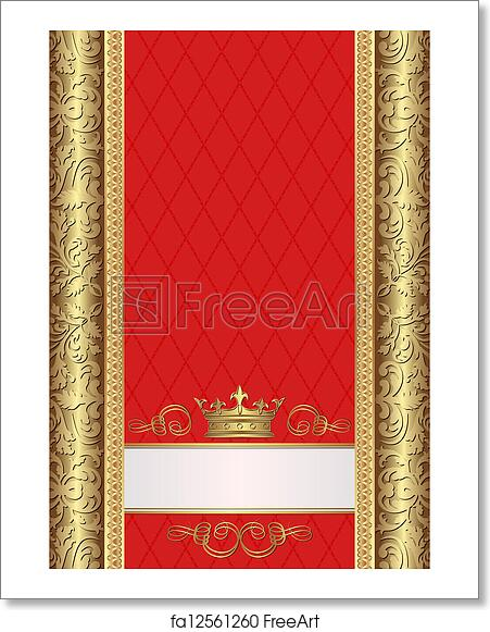 Free Art Print Of Royal Background