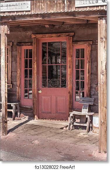 Free art print of Old West Vintage Saloon Door & Free art print of Old West Vintage Saloon Door. Old West Vintage ...