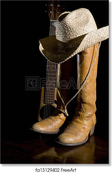 Free Art Print Of Country Music Spotlight Spotlight On Country
