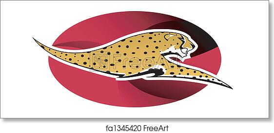 The Best Cheetah Logo