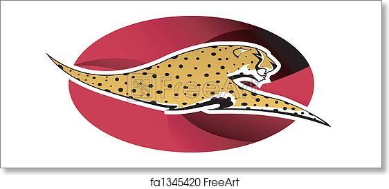 The Best Cheetah Logo