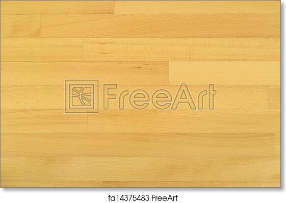 Free Art Print Of Oak Beech Wood Parquet Flooring Background Texture