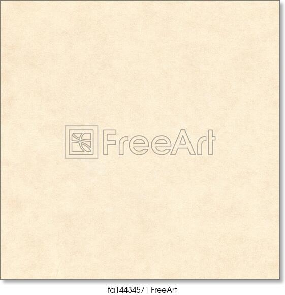 Free Art Print Of Mottled Off White Paper