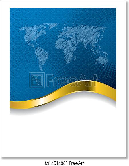 on 48 quot w world map laminated