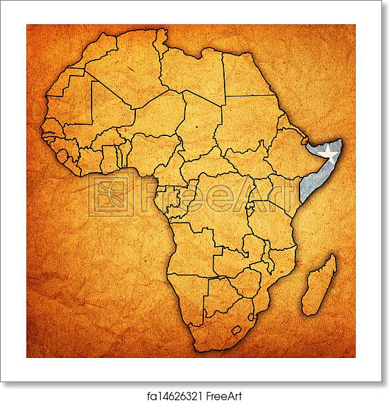 Free art print of Somalia on actual map of africa Map Of Africa Showing Somalia on map of senegal africa, map of rwanda africa, map of morocco africa, map of somaliland africa, map of tanzania africa, map of africa with countries, map of gabon africa, map of madagascar africa, map of zimbabwe africa, map of kenya africa, map of ghana africa, map of nigeria africa, map of south sudan africa, map of mauritius africa, physical map of africa, map of eritrea africa, map of mali africa, map of ethiopia africa, mogadishu africa, map of central african republic africa,