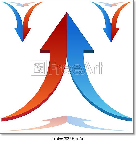 graphic relating to Free Printable Arrows titled No cost artwork print of Break Arrows Becoming a member of