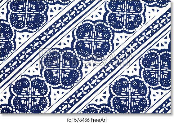 Batik Arts Design