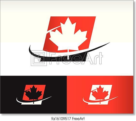 Free image canadian maple leaf