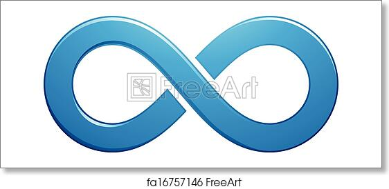 Free Art Print Of Infinity Symbol Design Illustration Of Infinity
