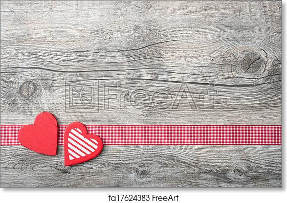 Free Art Print Of Valentines Day Background Valentines Day