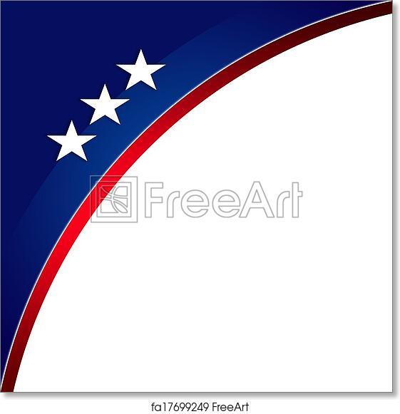 Free Art Print Of Patriotic Background Mlk Patriotic Background