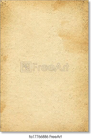 free art print of old grunge canvas paper texture freeart fa17766886