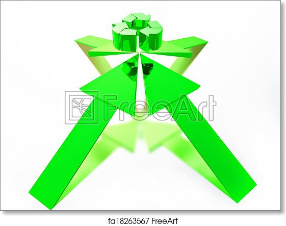 photograph regarding Printable Recycle Symbol named Cost-free artwork print of Recycling