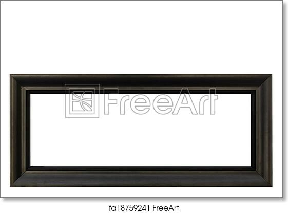 Free art print of High Resolution Empty Frame Isolated on White ...