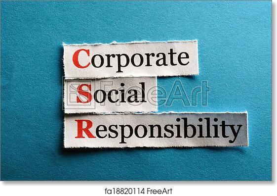 corporate social responsibility essays Corporate social responsibility or csr has been defined by lord holme and  richard watts in the world business.