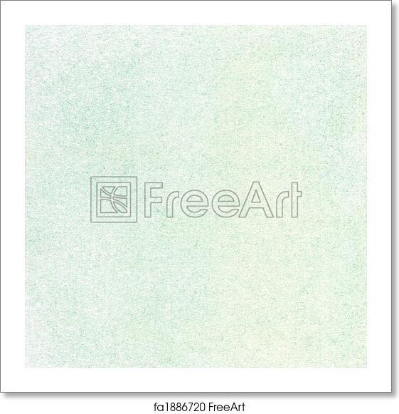 Free art print of Delicate blue watercolor paper texture