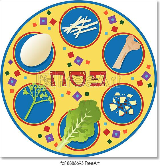 It's just a photo of Printable Seder Plate with regard to template