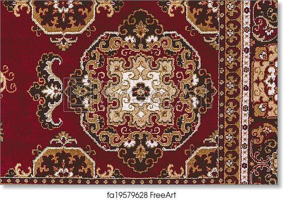 Free art print of Carpet Texture Background