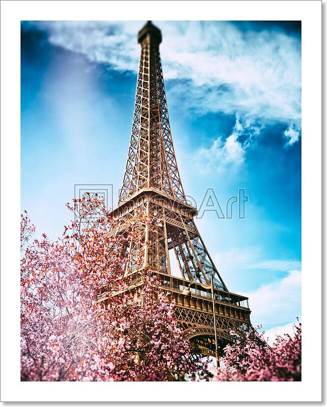 Comprehensive image with eiffel tower printable