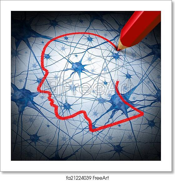 Free art print of Neurology Research