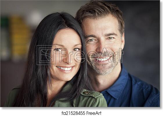 Couple Mature free art print of happy mature couple. teamwork, team, tandem