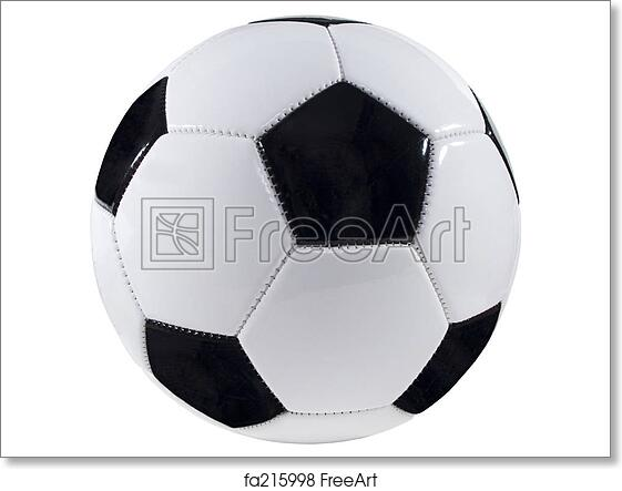 Free Art Print Of Soccer Ball