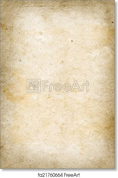 photo about Parchment Paper Printable known as Cost-free artwork print of Previous parchment paper texture