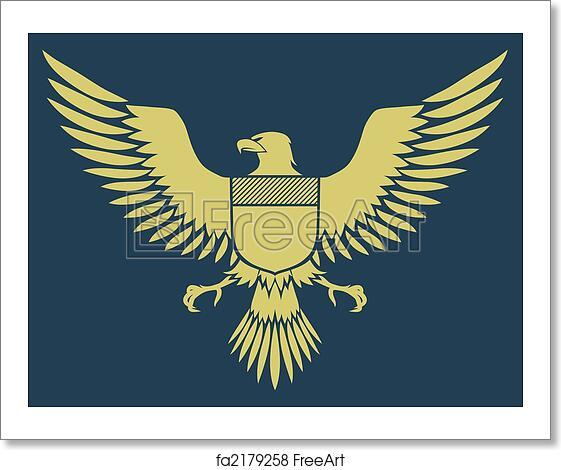 Free art print of Medieval Eagle