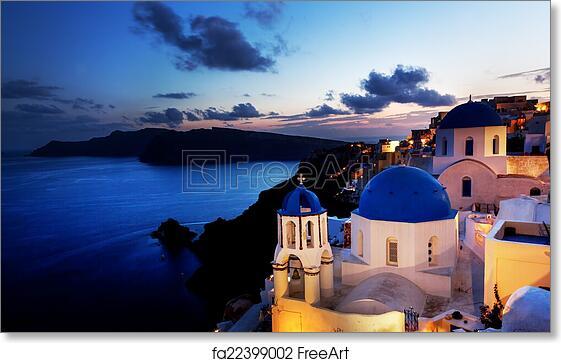 Original Santorini Photography wall Art White /& Blue Santorini Houses Digital Print Digital Download Greek Island Printable art Scenic