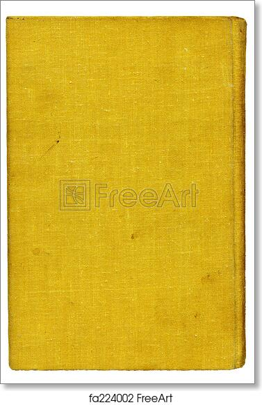 Free Art Print Of Yellow Burlap Canvas Over White Full Screen High Resolution Shot Good For A Texture Or Background
