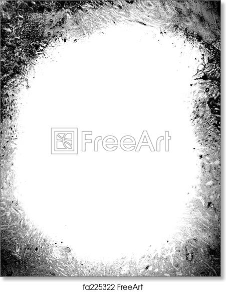 Free art print of Grunge frame. Grunge frame. High resolution. Makes ...