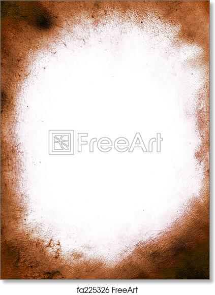 Free art print of Grunge frame. Grunge frame. High resolution. Makes ...