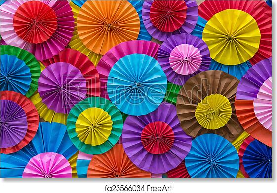 image relating to Free Printable Backgrounds for Paper named No cost artwork print of Paper folding multicolored summary for history