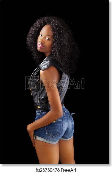 Free Black Teen Girls