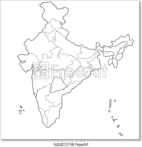 Beaches] Outline map of india states on rainbow states map, square states map, fort sumter map, school states map, border cities map, mid east states map, border region map, largest city map, coastal states map, nullification crisis map, maryland map, country states map, green states map, mexico before mexican-american war map, anaconda plan map, confederate states map, north states map, white states map, ukraine russia border map, bordering states map,