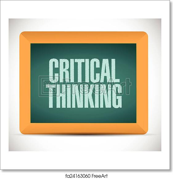 phd thesis critical thinking