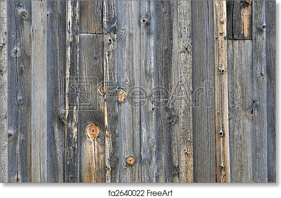 Free Art Print Of Barn Wood Background Barn Wood Backgroung