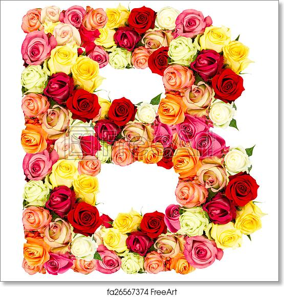 Free art print of r roses flower alphabet r roses flower alphabet free art print of r roses flower alphabet thecheapjerseys Image collections