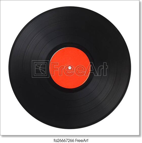 graphic regarding Printable Record Labels named Absolutely free artwork print of Vinyl History
