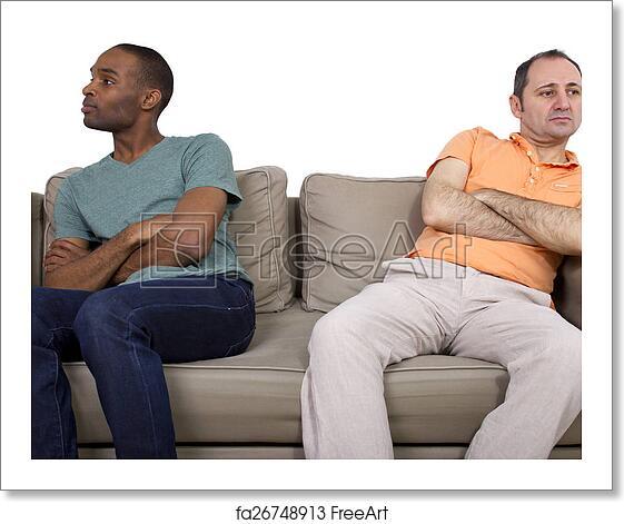 interracial problems