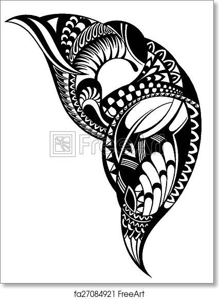 This is a photo of Free Tattoo Stencils Printable pertaining to cool