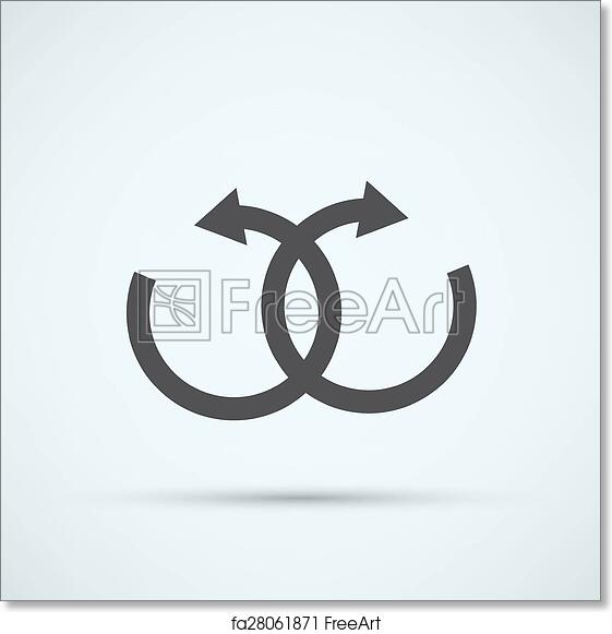 Free Art Print Of Infinity Sign Freeart Fa28061871
