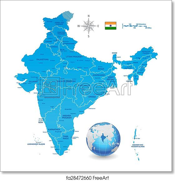 Free art print of India Vector Map Set with 3D globe India World Map The Globe on india country map, cool india map, india animals, leh ladakh indian on map, india sun map, india london map, world map, india language map, india's map, india flag map, india political map, india global map, india united states map, map of india map, india map with latitude and longitude, india africa map, india wall map, india capital map, india location in asia,