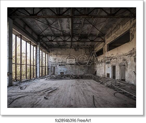 Free Art Print Of Chernobyl