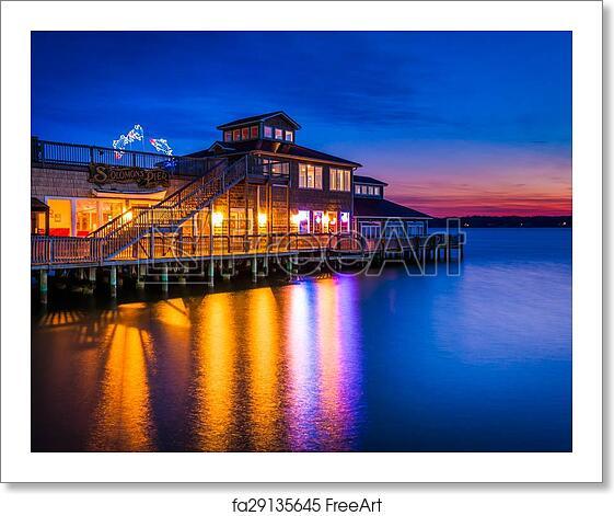 The Pier Restaurant Solomons Island