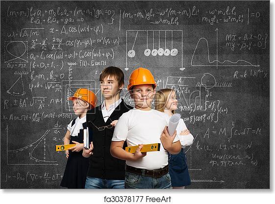Free art print of Choosing future profession